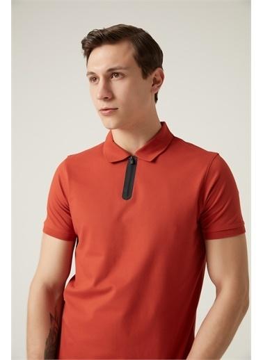 Tween Tween Saks Mavi T-Shirt Kiremit